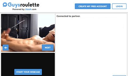 Gay Webcam Chat Roulette